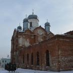 Храм у администрации Ельца