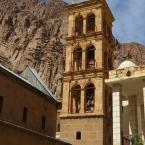Колокольня монастыря Святой Екатерины