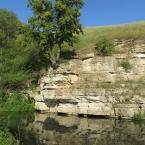 Красивое место на реке Пальне