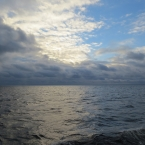 Северный проблеск солнца
